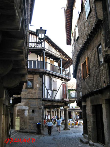 La alberca salamanca pueblos y lugares con encanto for La alberca salamanca como llegar