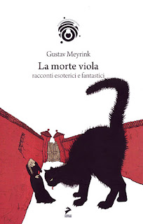 La morte viola. Racconti esoterici e fantastici, 2011, copertina