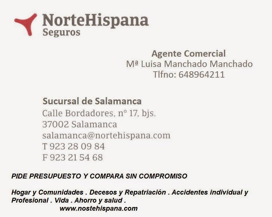 Seguros Nortehispana en Salamanca