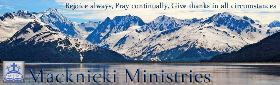 Macknicki Ministries - Theology
