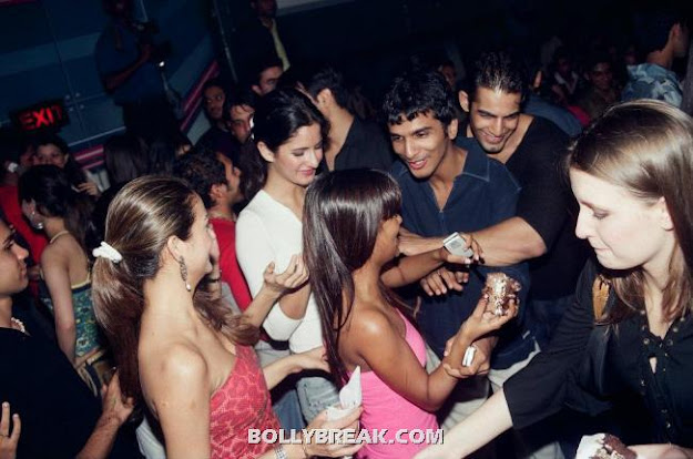 Katrina Kaif hot Party Pic - (5) - Katrina Kaif Unseen Private Party Pics from 2004