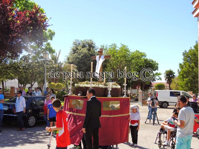 Cruz de Mayo Infantil 2015
