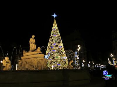 Sevilla - Navidad 2015 - Puerta de Jerez