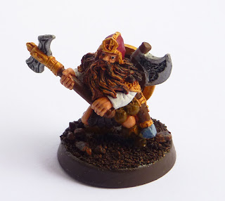 Orc's Nest - Dwarf Warrior