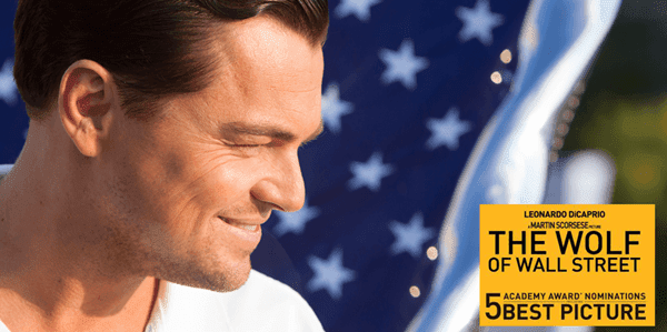 the wolf of wall street oscar nominations