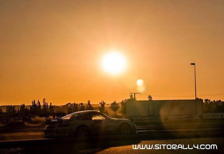 Rally Ourense Termal 2014