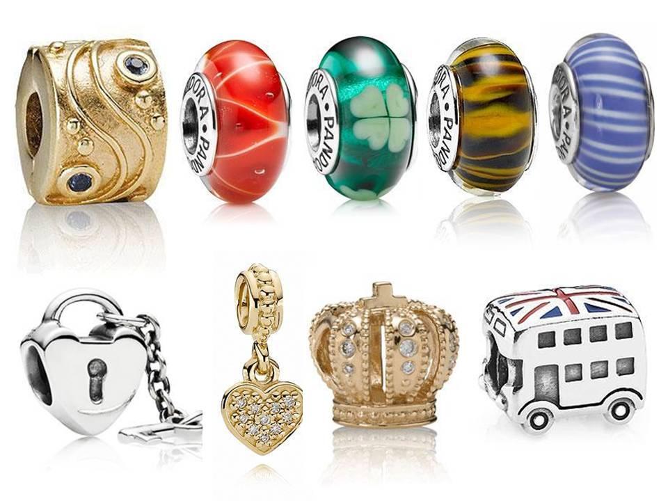 Pandora Charms Beads