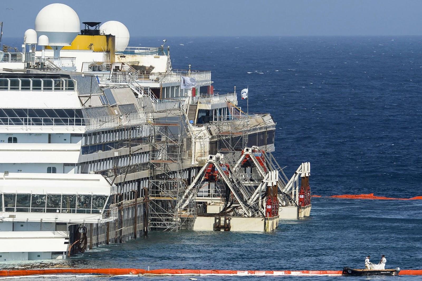 MooPig Wisdom Costa Concordia UPDATE  QuotShip Rightedquot