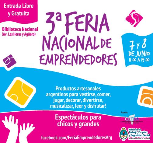 Feria Emprendedores Argentinos