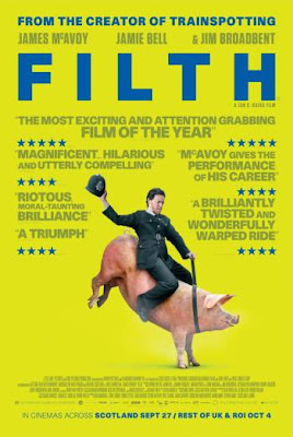 Filth Irvine Welsh James McAvoy