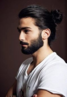 Hairstyles For Long Hair Men