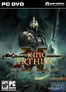 Jogo King Arthur II The Roleplaying Wargame-SKIDROW PC (2012)