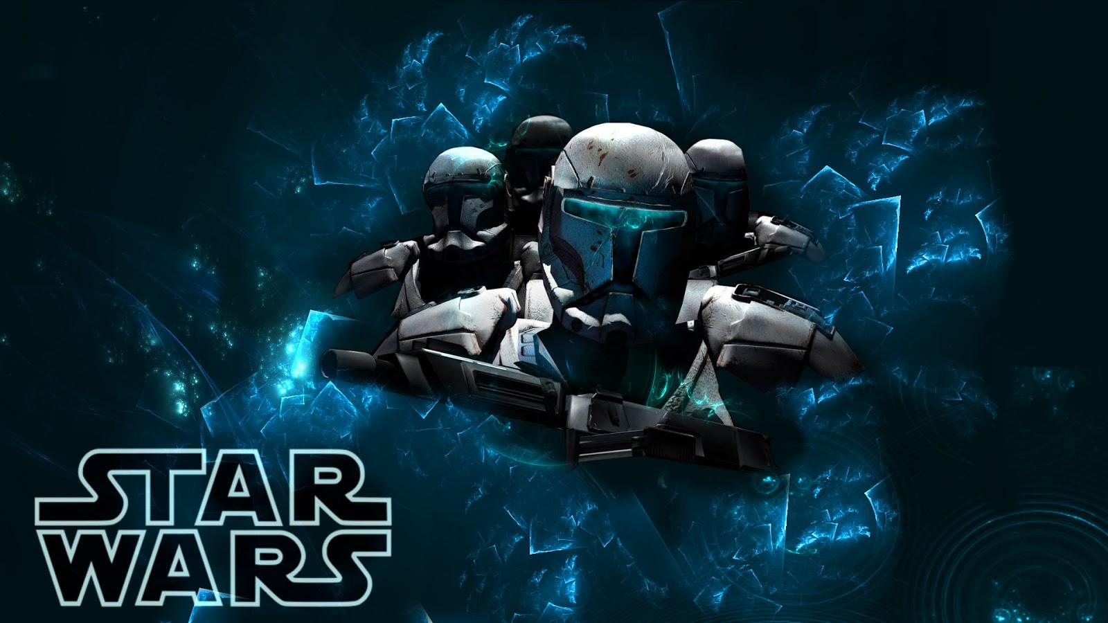 Star Wars Clone Trooper Wallpaper