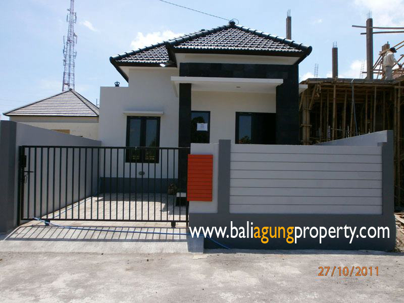 bali agung property dijual rumah minimalis type 60 100