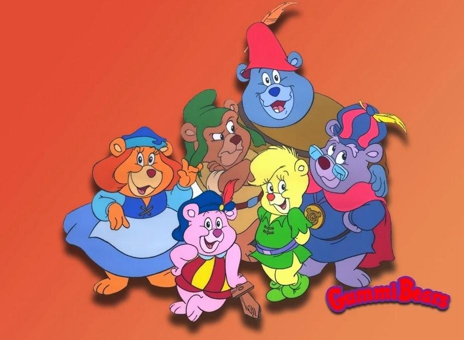 La lista delle serie animate e simili della disney