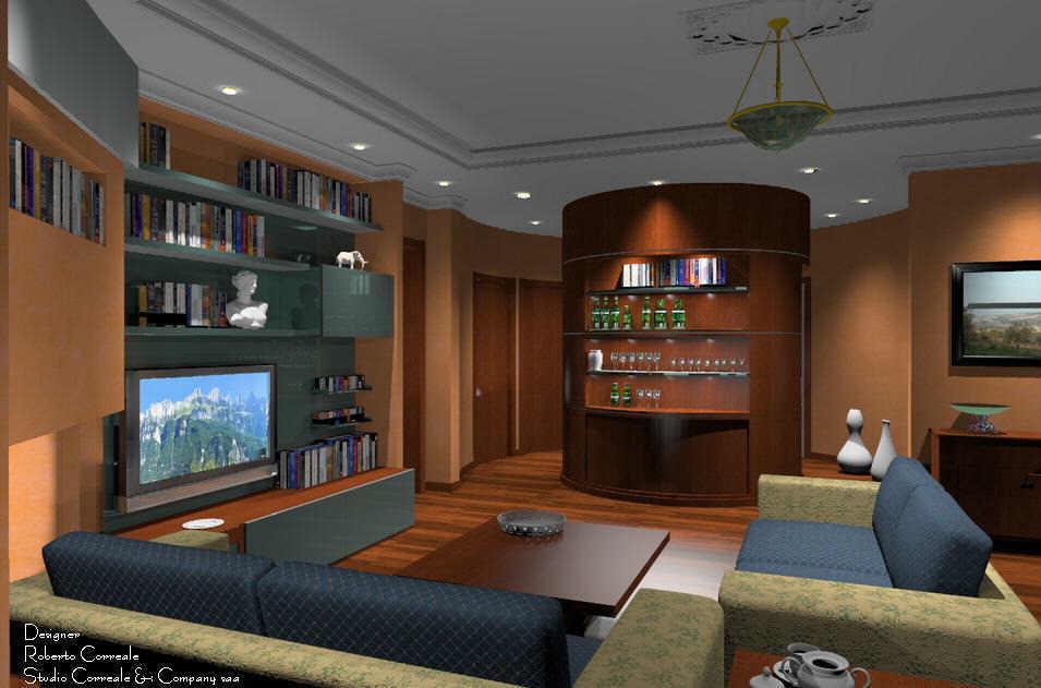 Sala Pequena Con Bar ~ Un Bar en Casa  Ideas para decorar, diseñar y mejorar tu casa