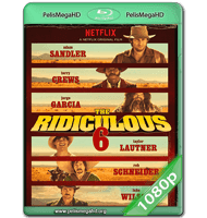 THE RIDICULOUS 6 (2015) WEB-DL 1080P HD MKV ESPAÑOL LATINO
