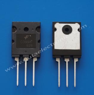 Jual Transistor 2SC3998 (TO-3PL) Original
