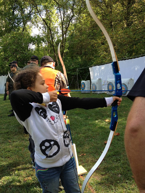 Try to Learn Archery at Hoosier Outdoor Experinece in Indiana.