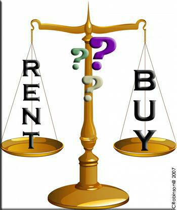 Renting vs. Buying debunks the myth of home ownership as an investment
