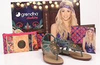 Sandalia Grendha Shakira Cigana Latina
