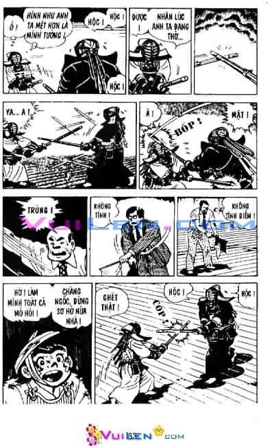 Siêu quậy Teppi chap 29 - Trang 64
