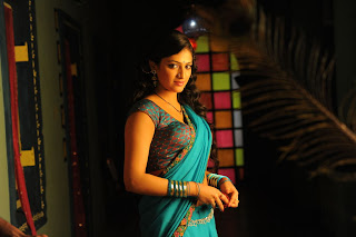 Hari Priya in Saree Stunning Beautiful Pics from movie Abbayi Cl Ammayi