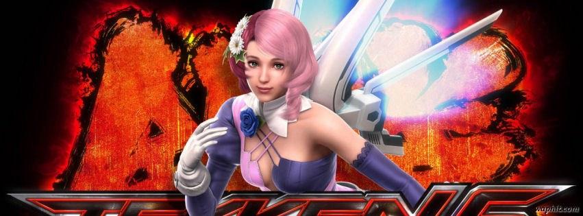 Alisa Boskonovic in Tekken