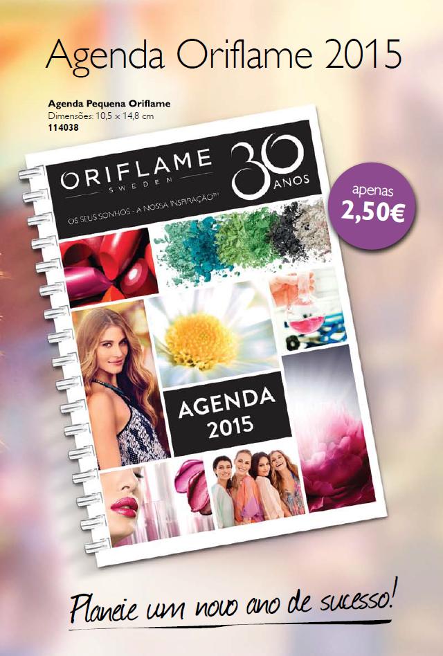 Agenda Oriflame 2015