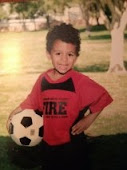 Noah's First Soccer Team