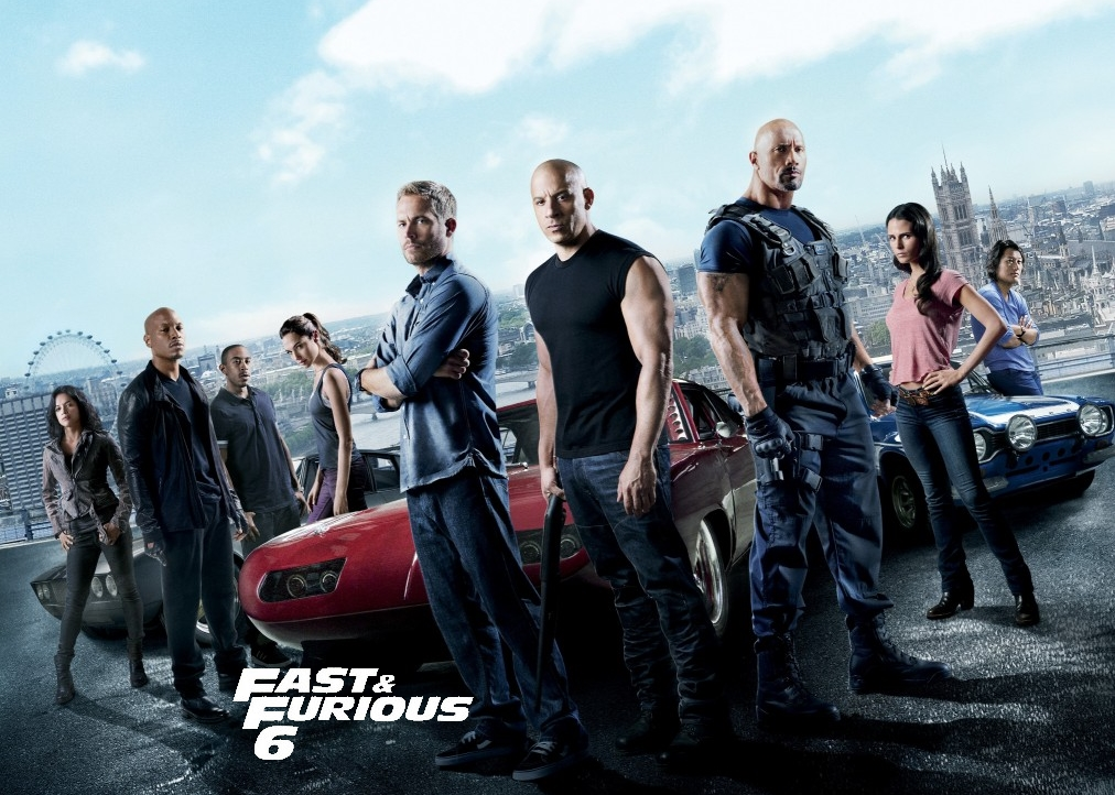 Fast and Furious 6 After Credits