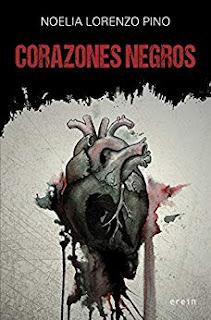 Corazones negros- Noelia Lorenzo Pino