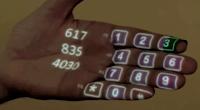 Sixth Sense 電卓だって手でいいじゃないか