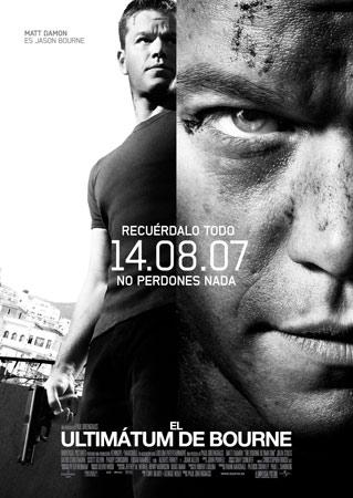 El Ultimatum De Bourne (2007) online