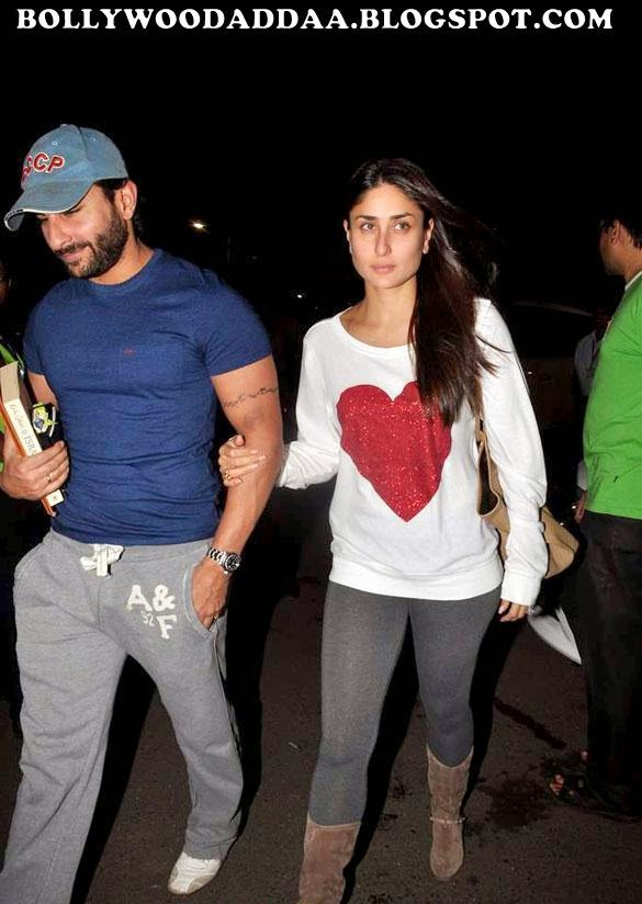 Saif Ali Khan And Kareena Kapoor Khan Latest Hot Private Life personal leaked shocking pics without make-up Kareena Kapoor hot pics in hd