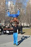 Battery Park show