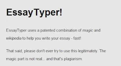 essaytyper.com typer.com