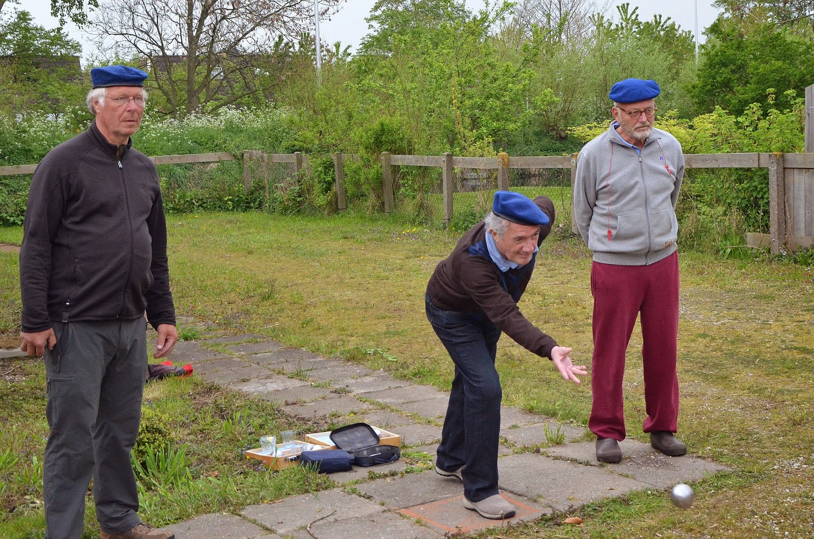 french boule game