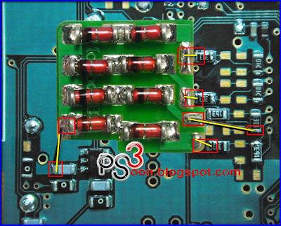 Cara Mengatasi Optik PS2 Slim Yang Sering meleleh