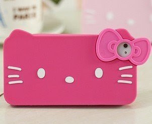 pink hello kitty iphone case cover protector