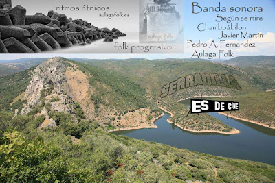Aulaga Folk en la pelicula Territoriu de Bandolerus