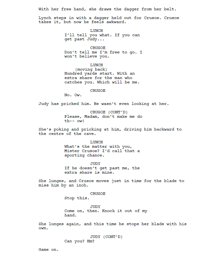 How to write a kissing scene