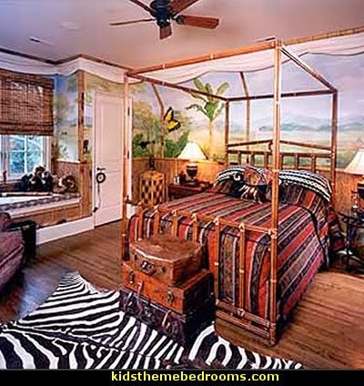 Decorating Theme Bedrooms Maries Manor Exotic Bedroom Decorating Ideas Exotic Global Style