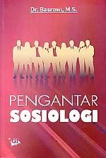 toko buku rahma: buku PENGANTAR SOSIOLOGI , pengarang basrowi, penerbit ghalia indonesia