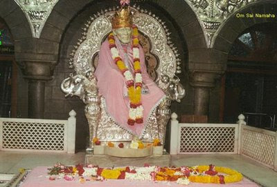 Babaji Blessed Wonderful Shirdi Trip Once Again - Anonymous Devotee