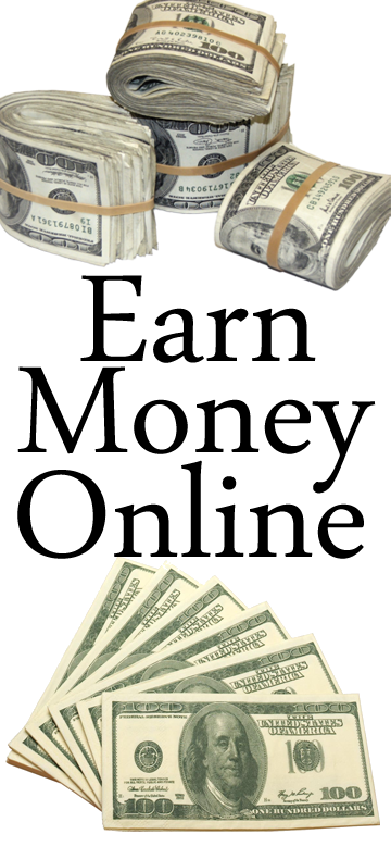 Make Money Online At Home