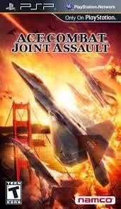 Ace Combat - Joint Assault - PSP - ISOs Download