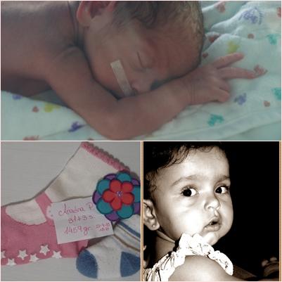 De papás y bebés prematuros
