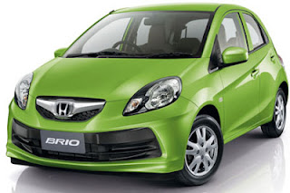 Harga dan Spesifikasi Honda Brio Terbaru 2012