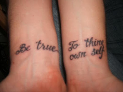 Love Hurts Tattoo Quotes Love Quote Tattoos